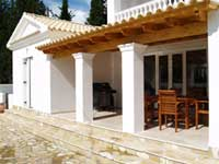 Corfu villa to rent